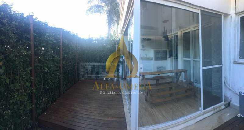 4 - Apartamento 2 quartos à venda Recreio dos Bandeirantes, Rio de Janeiro - R$ 649.000 - AO20516 - 22