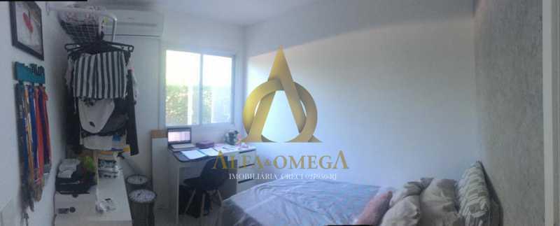 10 - Apartamento 2 quartos à venda Recreio dos Bandeirantes, Rio de Janeiro - R$ 649.000 - AO20516 - 9