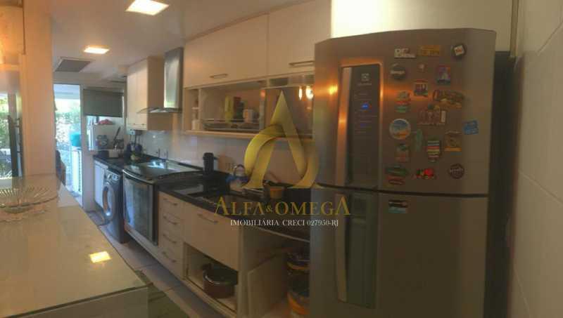 12 - Apartamento 2 quartos à venda Recreio dos Bandeirantes, Rio de Janeiro - R$ 649.000 - AO20516 - 18