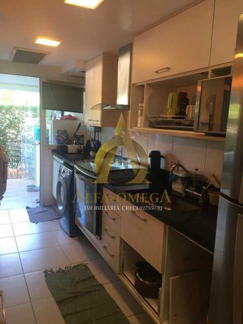 14 - Apartamento 2 quartos à venda Recreio dos Bandeirantes, Rio de Janeiro - R$ 649.000 - AO20516 - 20