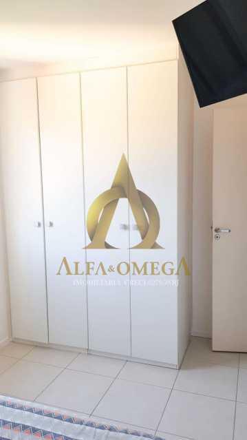 2 - Apartamento 2 quartos à venda Praça Seca, Rio de Janeiro - R$ 158.000 - AOJ20305 - 5