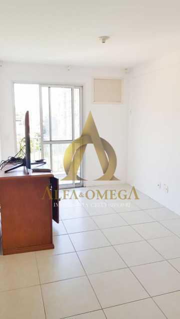 3 - Apartamento 2 quartos à venda Praça Seca, Rio de Janeiro - R$ 158.000 - AOJ20305 - 1