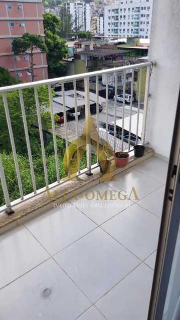 11 - Apartamento 2 quartos à venda Praça Seca, Rio de Janeiro - R$ 158.000 - AOJ20305 - 3