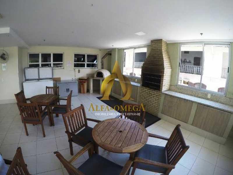 14 - Apartamento 2 quartos à venda Praça Seca, Rio de Janeiro - R$ 158.000 - AOJ20305 - 15