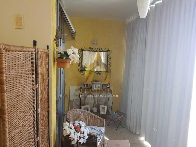 4 - Apartamento 1 quarto à venda Barra da Tijuca, Rio de Janeiro - R$ 680.000 - AO10265 - 6