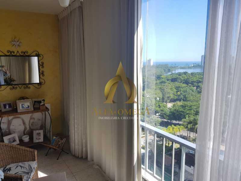 5 - Apartamento 1 quarto à venda Barra da Tijuca, Rio de Janeiro - R$ 680.000 - AO10265 - 1