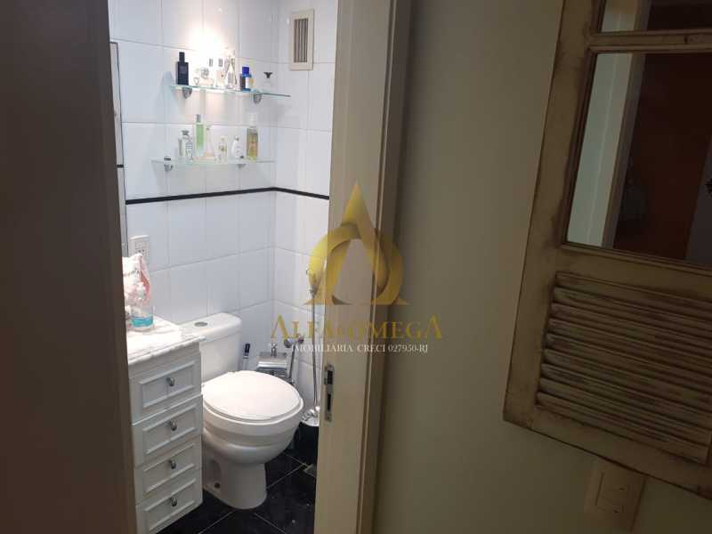 6 - Apartamento 1 quarto à venda Barra da Tijuca, Rio de Janeiro - R$ 680.000 - AO10265 - 15