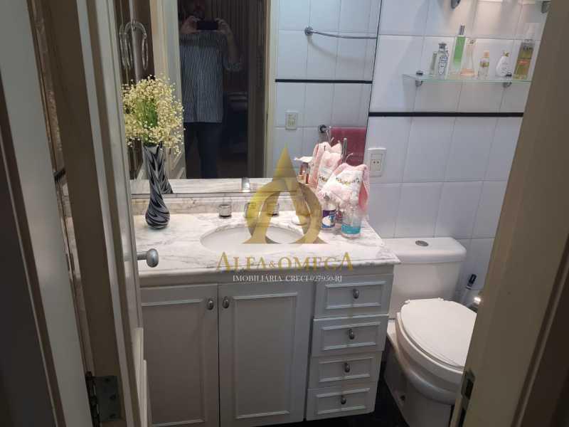 9 - Apartamento 1 quarto à venda Barra da Tijuca, Rio de Janeiro - R$ 680.000 - AO10265 - 14