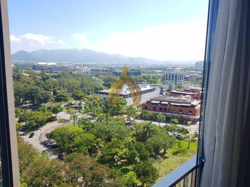 13 - Apartamento 1 quarto à venda Barra da Tijuca, Rio de Janeiro - R$ 680.000 - AO10265 - 7