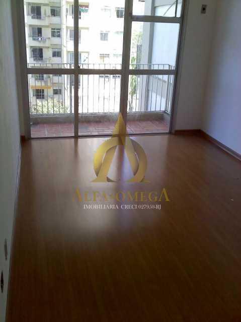 1 - Apartamento 2 quartos à venda Itanhangá, Rio de Janeiro - R$ 210.000 - AOJC20519 - 1