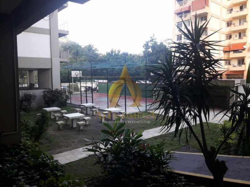 5 - Apartamento 2 quartos à venda Itanhangá, Rio de Janeiro - R$ 210.000 - AOJC20519 - 7