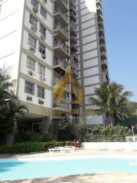 6 - Apartamento 2 quartos à venda Itanhangá, Rio de Janeiro - R$ 210.000 - AOJC20519 - 9