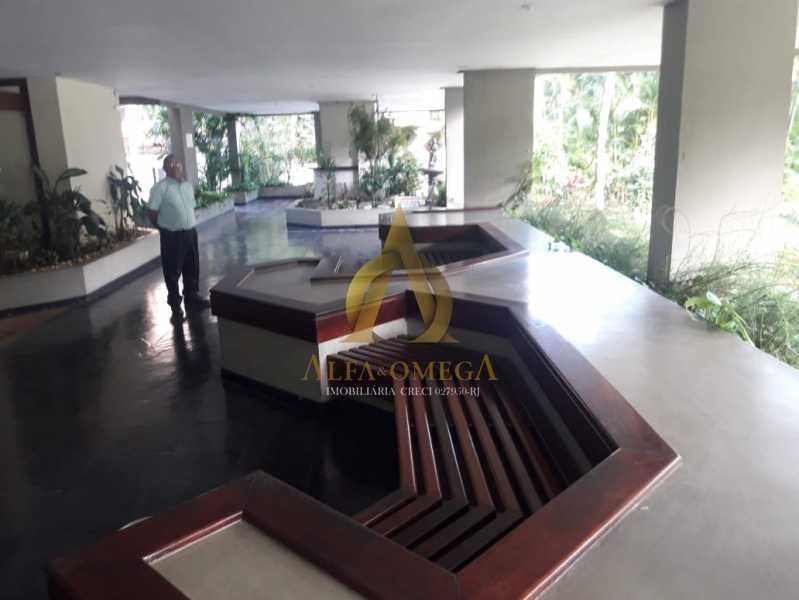 8 - Apartamento 2 quartos à venda Itanhangá, Rio de Janeiro - R$ 210.000 - AOJC20519 - 8