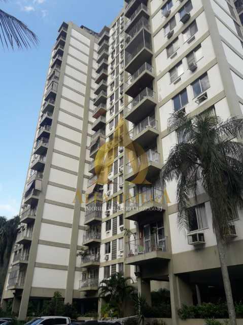 9 - Apartamento 2 quartos à venda Itanhangá, Rio de Janeiro - R$ 210.000 - AOJC20519 - 10