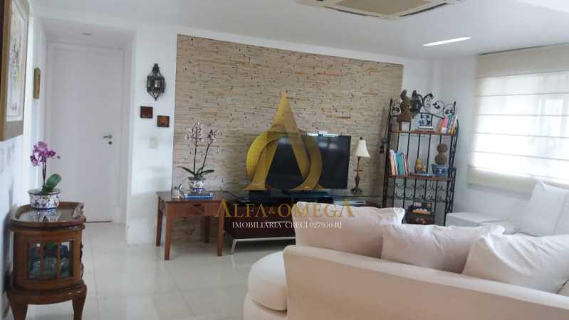 3 - Apartamento à venda Avenida Vice Presidente José de Alencar,Jacarepaguá, Rio de Janeiro - R$ 1.185.000 - AOFB40086 - 3