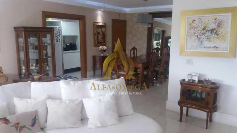 5 - Apartamento à venda Avenida Vice Presidente José de Alencar,Jacarepaguá, Rio de Janeiro - R$ 1.185.000 - AOFB40086 - 4