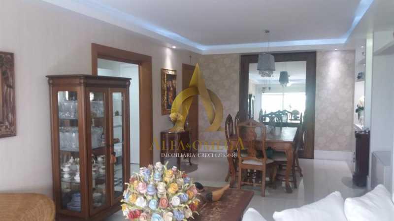 6 - Apartamento à venda Avenida Vice Presidente José de Alencar,Jacarepaguá, Rio de Janeiro - R$ 1.185.000 - AOFB40086 - 6