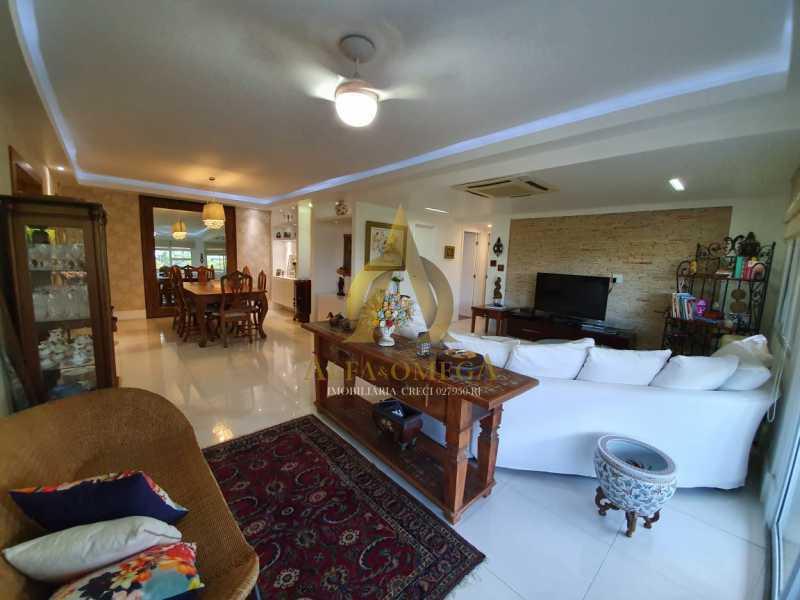 8 - Apartamento à venda Avenida Vice Presidente José de Alencar,Jacarepaguá, Rio de Janeiro - R$ 1.185.000 - AOFB40086 - 1