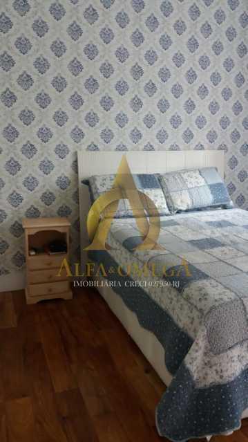 9 - Apartamento à venda Avenida Vice Presidente José de Alencar,Jacarepaguá, Rio de Janeiro - R$ 1.185.000 - AOFB40086 - 12