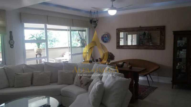 11 - Apartamento à venda Avenida Vice Presidente José de Alencar,Jacarepaguá, Rio de Janeiro - R$ 1.185.000 - AOFB40086 - 8