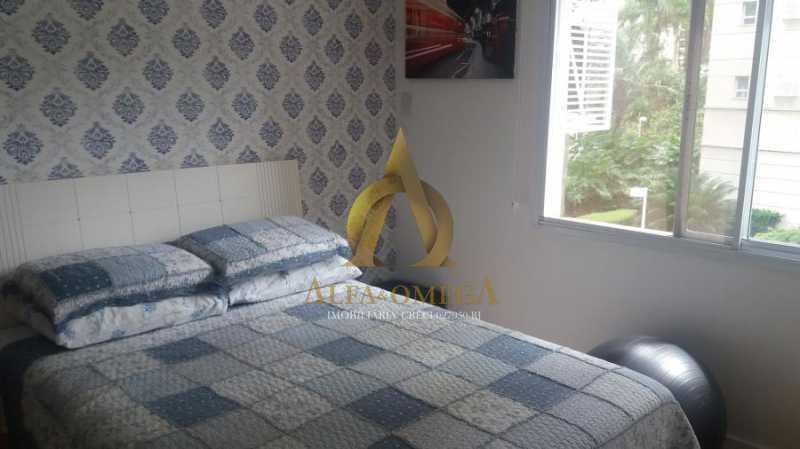 12 - Apartamento à venda Avenida Vice Presidente José de Alencar,Jacarepaguá, Rio de Janeiro - R$ 1.185.000 - AOFB40086 - 13