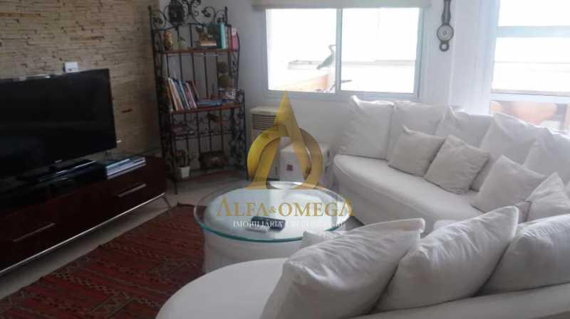 15 - Apartamento à venda Avenida Vice Presidente José de Alencar,Jacarepaguá, Rio de Janeiro - R$ 1.185.000 - AOFB40086 - 9