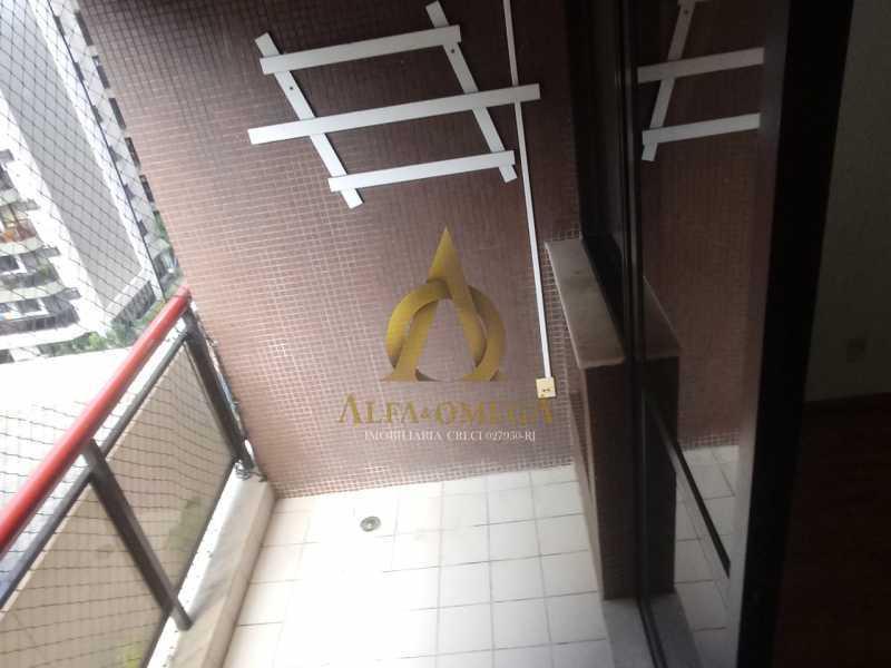 2 - Apartamento 2 quartos para venda e aluguel Barra da Tijuca, Rio de Janeiro - R$ 1.050.000 - AOFB20523 - 8