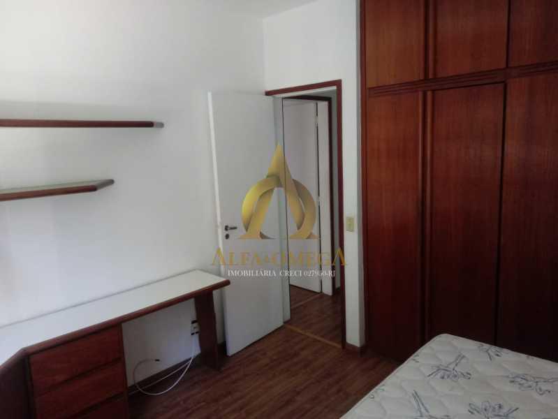 6 - Apartamento 2 quartos para venda e aluguel Barra da Tijuca, Rio de Janeiro - R$ 1.050.000 - AOFB20523 - 9
