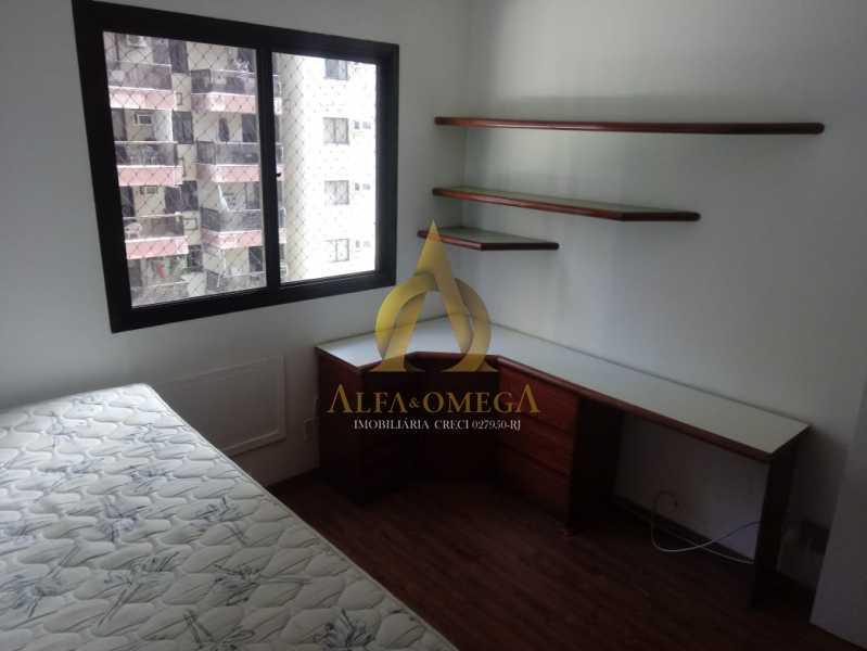7 - Apartamento 2 quartos para venda e aluguel Barra da Tijuca, Rio de Janeiro - R$ 1.050.000 - AOFB20523 - 10
