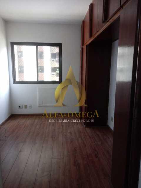 14 - Apartamento 2 quartos para venda e aluguel Barra da Tijuca, Rio de Janeiro - R$ 1.050.000 - AOFB20523 - 13