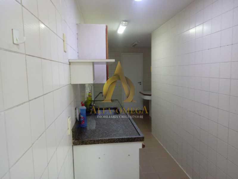 18 - Apartamento 2 quartos para venda e aluguel Barra da Tijuca, Rio de Janeiro - R$ 1.050.000 - AOFB20523 - 19