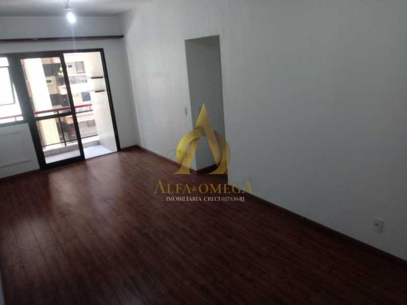 20 - Apartamento 2 quartos para venda e aluguel Barra da Tijuca, Rio de Janeiro - R$ 1.050.000 - AOFB20523 - 4