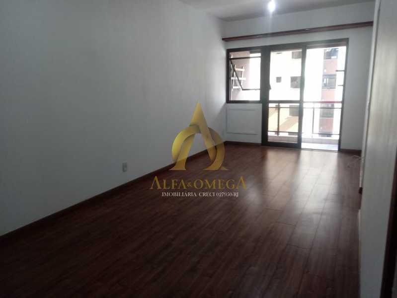21 - Apartamento 2 quartos para venda e aluguel Barra da Tijuca, Rio de Janeiro - R$ 1.050.000 - AOFB20523 - 6