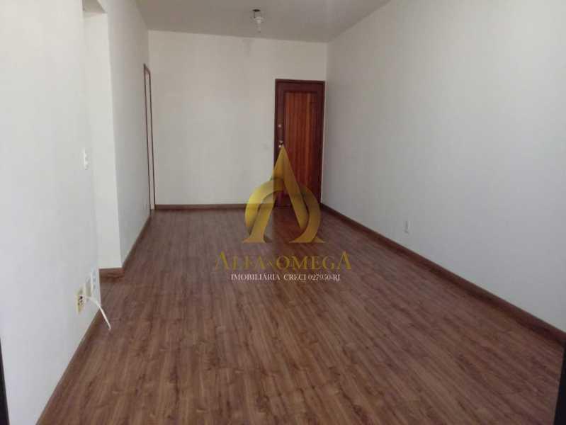 23 - Apartamento 2 quartos para venda e aluguel Barra da Tijuca, Rio de Janeiro - R$ 1.050.000 - AOFB20523 - 1