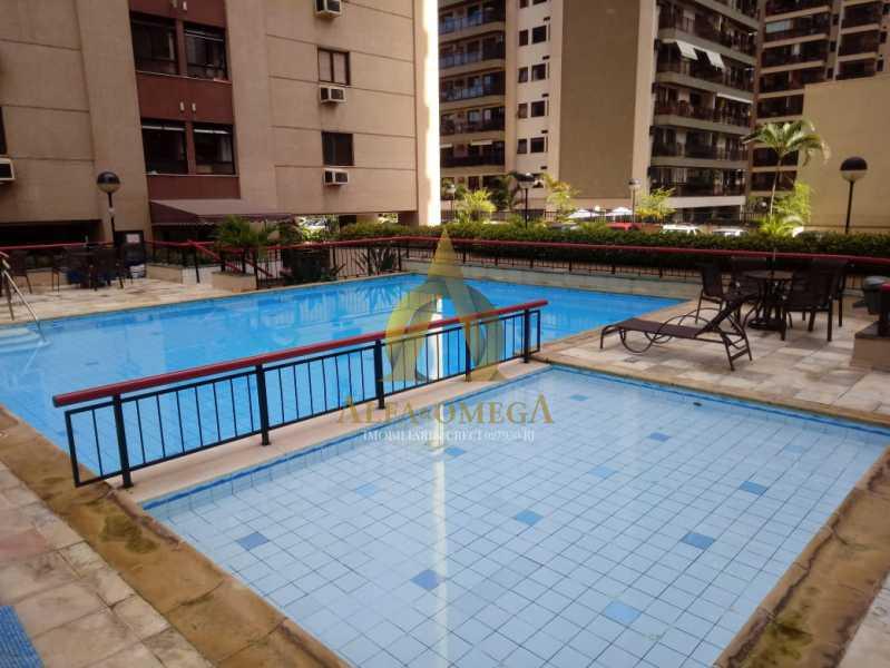24 - Apartamento 2 quartos para venda e aluguel Barra da Tijuca, Rio de Janeiro - R$ 1.050.000 - AOFB20523 - 25