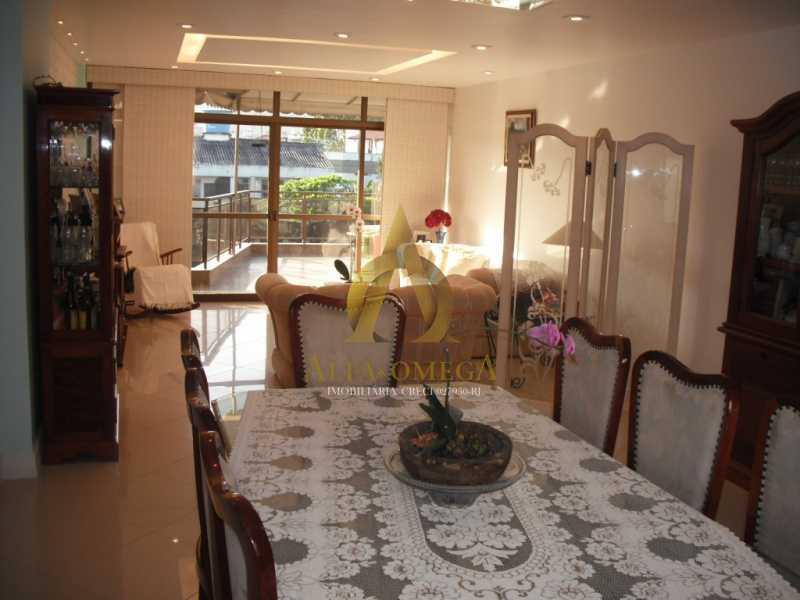 5 - Cobertura 5 quartos à venda Barra da Tijuca, Rio de Janeiro - R$ 3.450.000 - AOFB50136 - 4