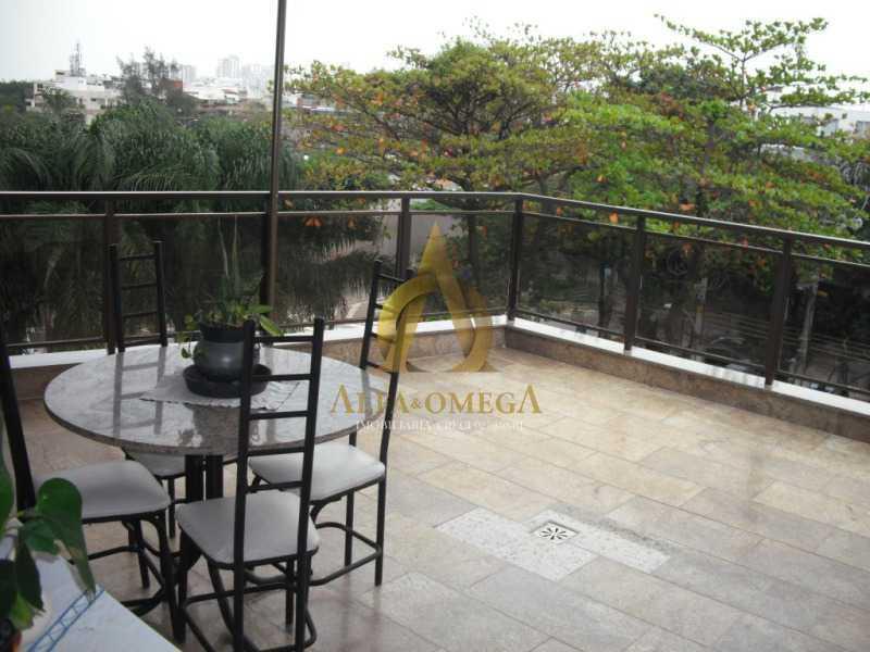 6 - Cobertura 5 quartos à venda Barra da Tijuca, Rio de Janeiro - R$ 3.450.000 - AOFB50136 - 5