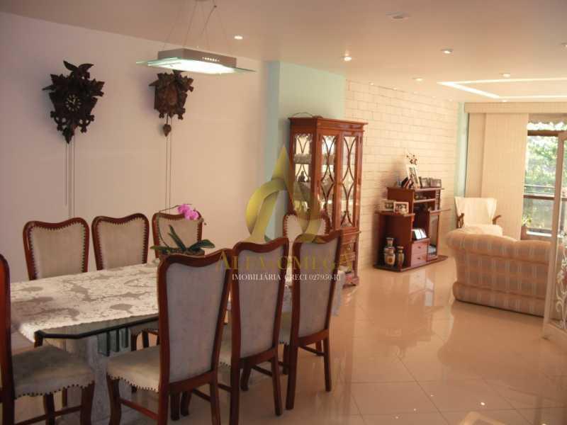 7 - Cobertura 5 quartos à venda Barra da Tijuca, Rio de Janeiro - R$ 3.450.000 - AOFB50136 - 1