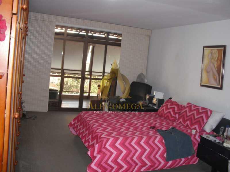 10 - Cobertura 5 quartos à venda Barra da Tijuca, Rio de Janeiro - R$ 3.450.000 - AOFB50136 - 13