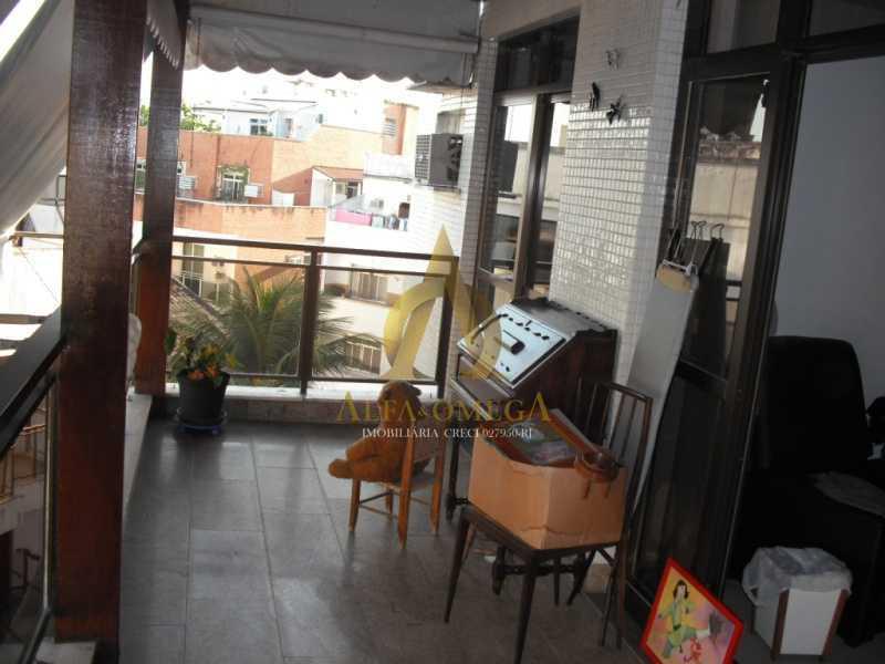 11 - Cobertura 5 quartos à venda Barra da Tijuca, Rio de Janeiro - R$ 3.450.000 - AOFB50136 - 8