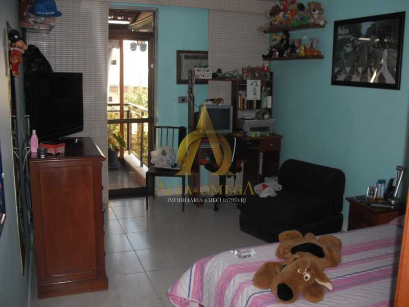 13 - Cobertura 5 quartos à venda Barra da Tijuca, Rio de Janeiro - R$ 3.450.000 - AOFB50136 - 15