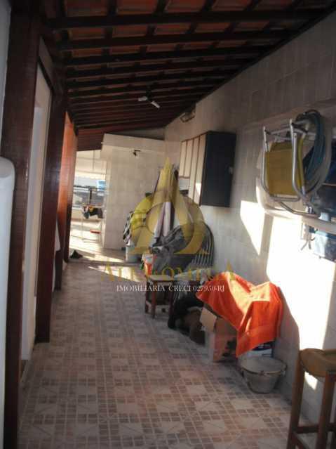 17 - Cobertura 5 quartos à venda Barra da Tijuca, Rio de Janeiro - R$ 3.450.000 - AOFB50136 - 7