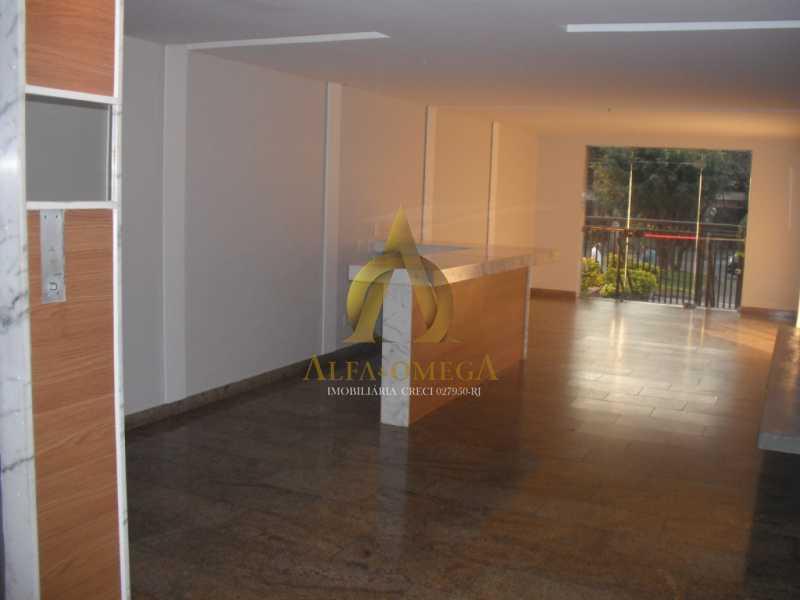 21 - Cobertura 5 quartos à venda Barra da Tijuca, Rio de Janeiro - R$ 3.450.000 - AOFB50136 - 21