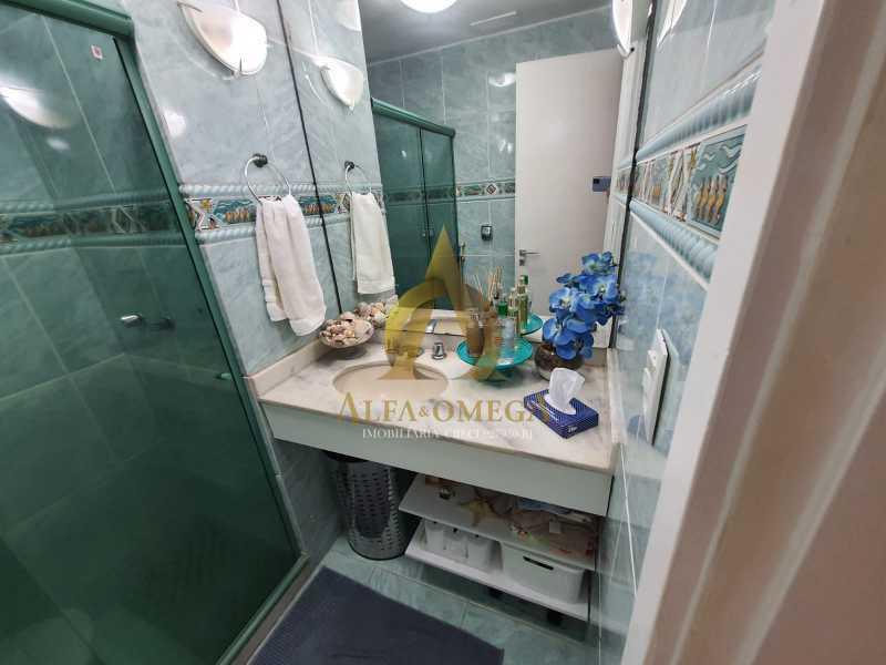 3 - Apartamento 2 quartos à venda Barra da Tijuca, Rio de Janeiro - R$ 837.900 - AOFB20529 - 24