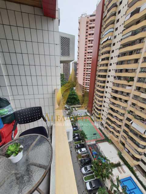 4 - Apartamento 2 quartos à venda Barra da Tijuca, Rio de Janeiro - R$ 837.900 - AOFB20529 - 18