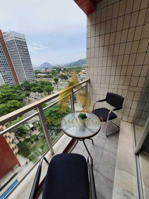 6 - Apartamento 2 quartos à venda Barra da Tijuca, Rio de Janeiro - R$ 837.900 - AOFB20529 - 17