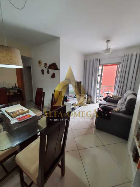 7 - Apartamento 2 quartos à venda Barra da Tijuca, Rio de Janeiro - R$ 837.900 - AOFB20529 - 1