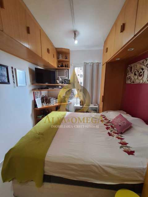 8 - Apartamento 2 quartos à venda Barra da Tijuca, Rio de Janeiro - R$ 837.900 - AOFB20529 - 9
