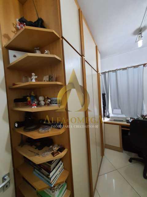 15 - Apartamento 2 quartos à venda Barra da Tijuca, Rio de Janeiro - R$ 837.900 - AOFB20529 - 14