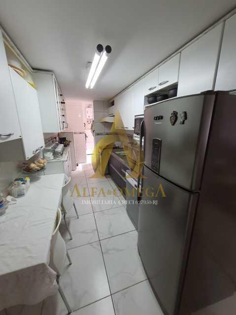 19 - Apartamento 2 quartos à venda Barra da Tijuca, Rio de Janeiro - R$ 837.900 - AOFB20529 - 19